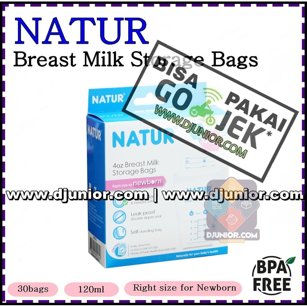 Gabag Kantong Asi 100ml Shopee Indonesia Milk Storage 30pc