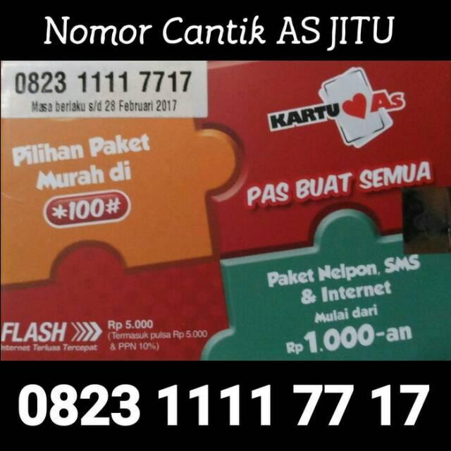 Kartu Perdana Nomor Cantik XL Bukan Simpati Indosat IM3 Kartu AS Loop   Shopee Indonesia