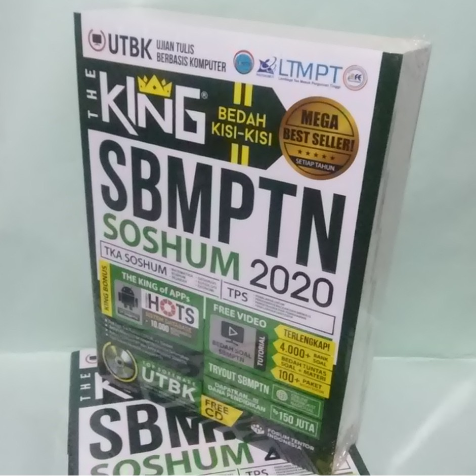Buku sbmptn best seller