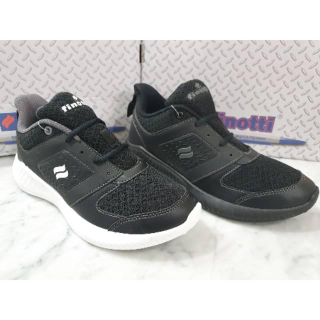 Sepatu sneakers pria Finotti Eternal 1
