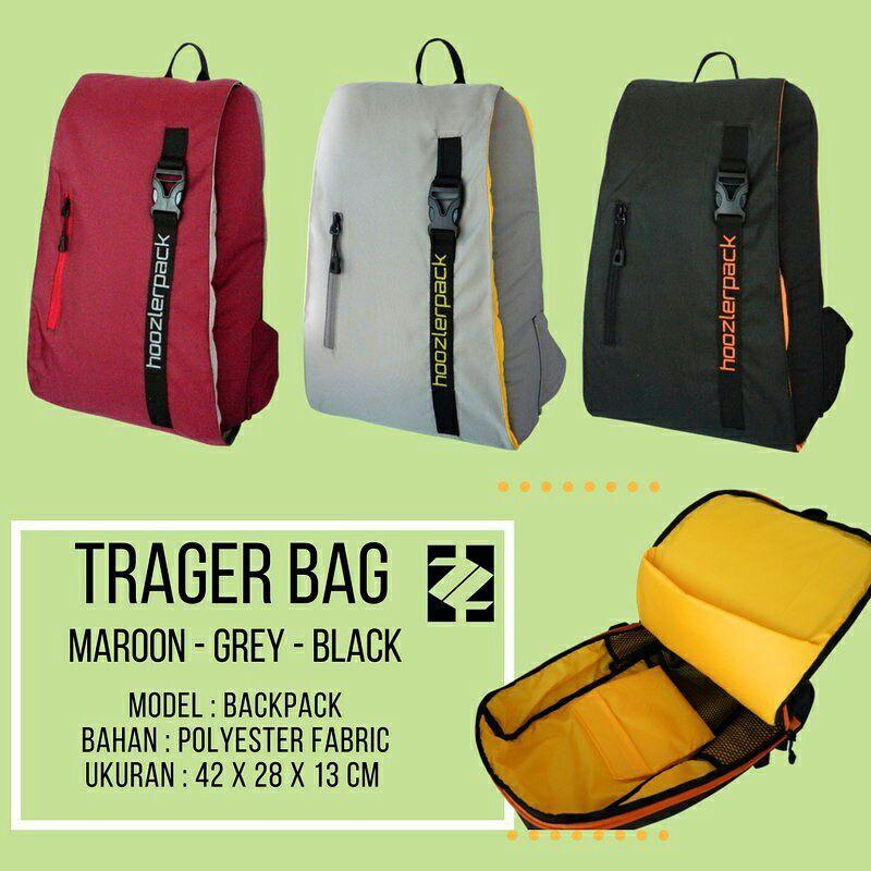 Tas Laptop Ransel Backpack Bonjour Alphonse Gendong Punggung Pria Wanita  Kuliah Sekolah Kerja Murah  127af44392