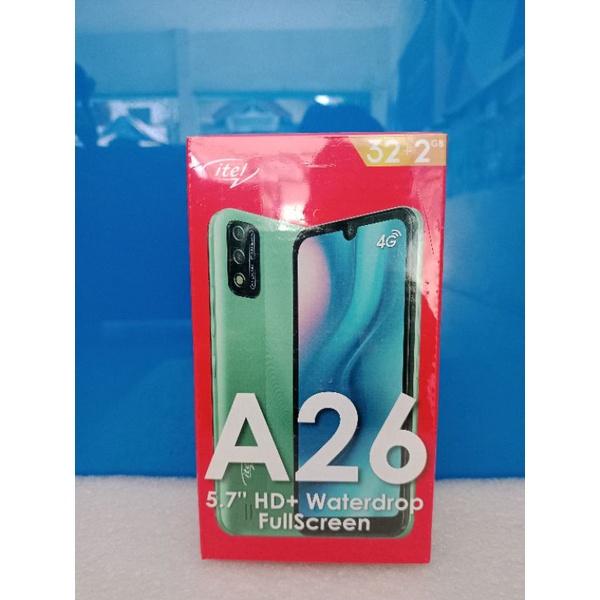 HP ITEL A26 RAM 2 ROM 32 GB
