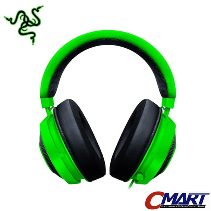 razer Kraken Pro V2 Stereo Gaming Headset for PC//Mac//PS4//Xbox One* Green