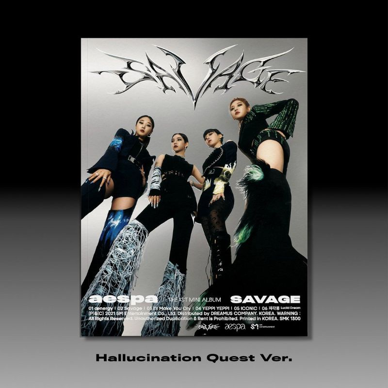Aespa Savage Album