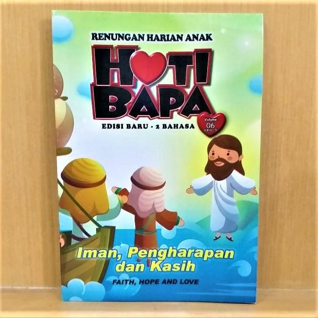 Renungan Harian Anak Hati Bapa Renungan Harian Kristen Renungan Harian Bilingual Sekolah Minggu Shopee Indonesia