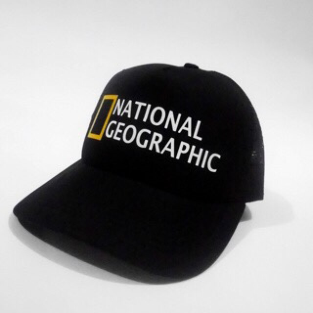 Topi TRUCKER  national geographic  bfe091ce11