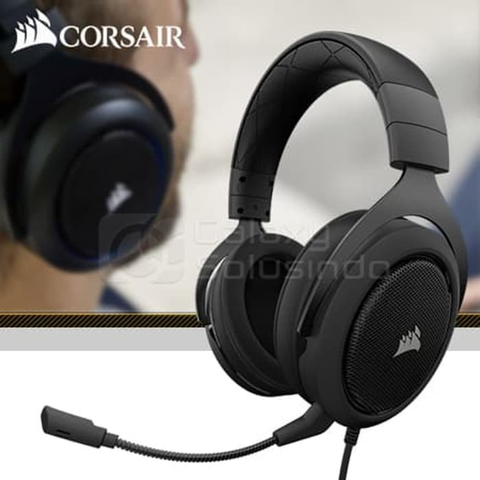 Corsair HS60 Surround Gaming Headset USB Adapter 7 1