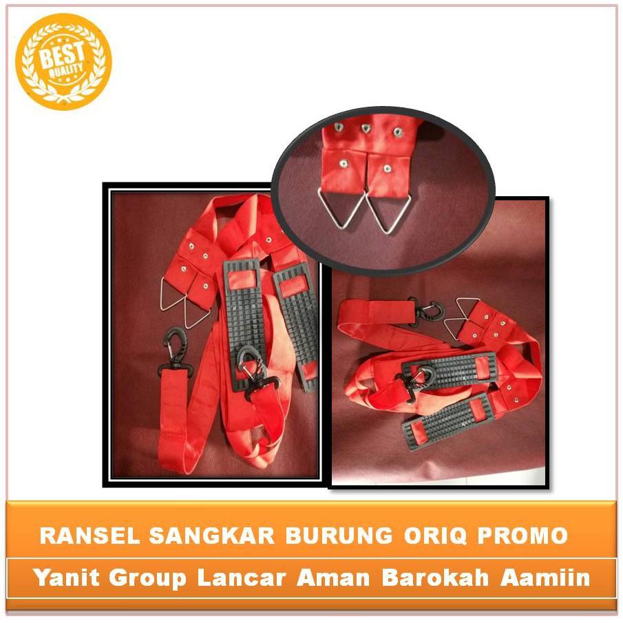 Tali Ransel Sangkar Lb Kotak Oriq Jaya Shopee Indonesia Refil Bak Plastik Kandang Besi