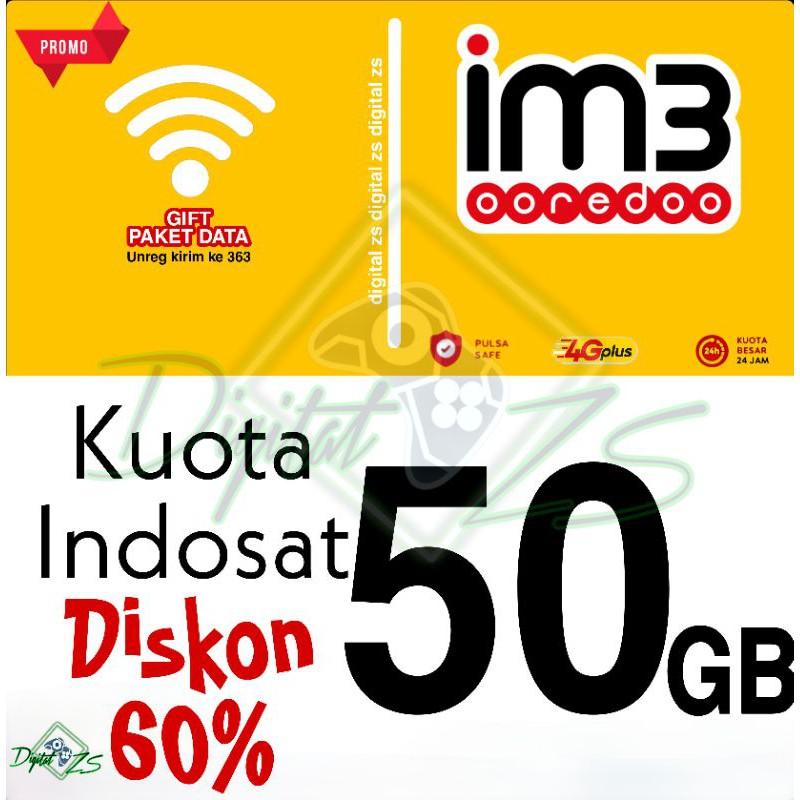 Kuota Indosat 50gb Paket Freedom Internet Dan Freedom Combo Im3 Murah