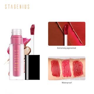 Stagenius Lipstick Matte 9 Jam dengan 12 Pilihan Warna 5