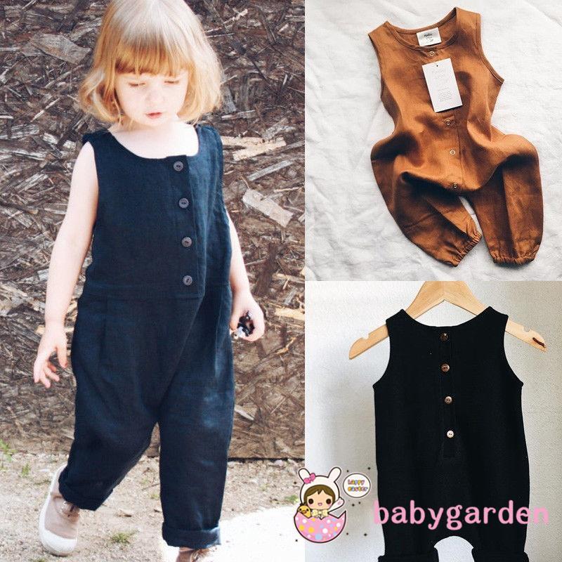 fa3f80919 Newborn Kids Baby Boy Girl Infant Cotton Romper Jumpsuit Bodysuit Clothes |  Shopee Indonesia