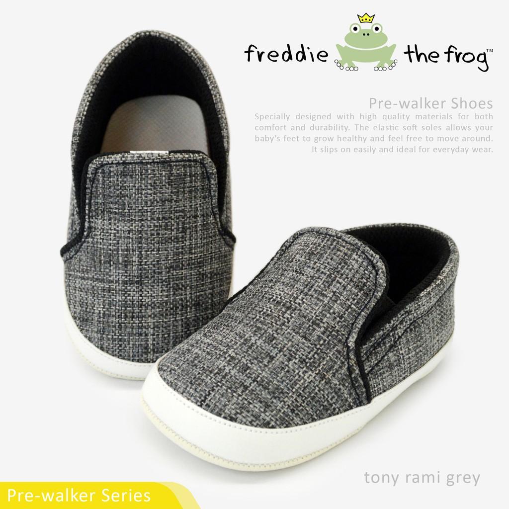 Sepatu Bayi - Prewalker - Baby Shoes | Freddie the Frog | DJ Techno | Shopee Indonesia