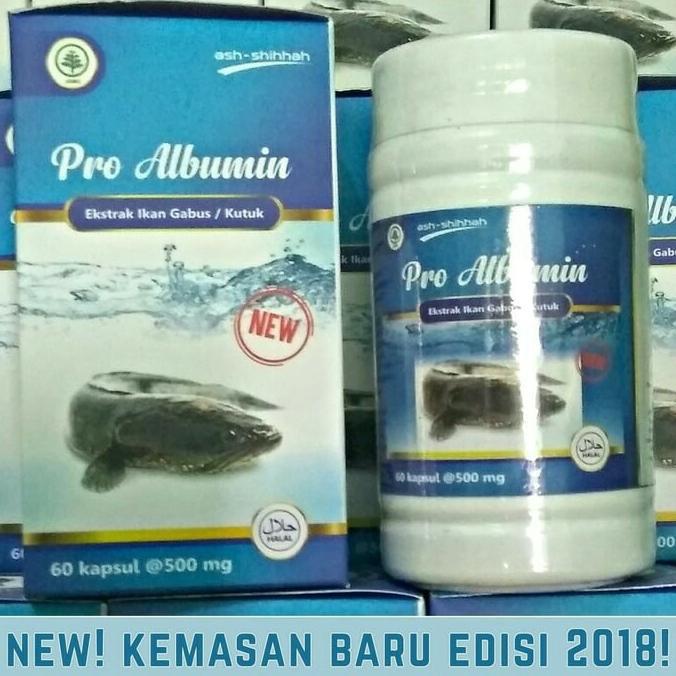 Pro Albumin Ash-Shihhah | Shopee Indonesia -. Source · Omega 3 SQUALEN GOLD