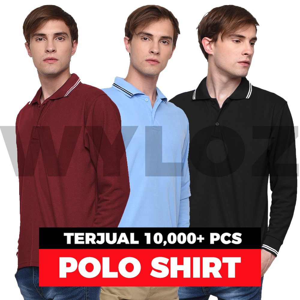 polo+shirt+merah - Temukan Harga dan Penawaran Online Terbaik - Januari 2019   ad827b6eb6176