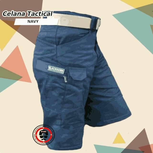 Celana tactical blackhawk pendek Navy/biru dongker celana pria celana murah celana blackhawk murah | Shopee Indonesia