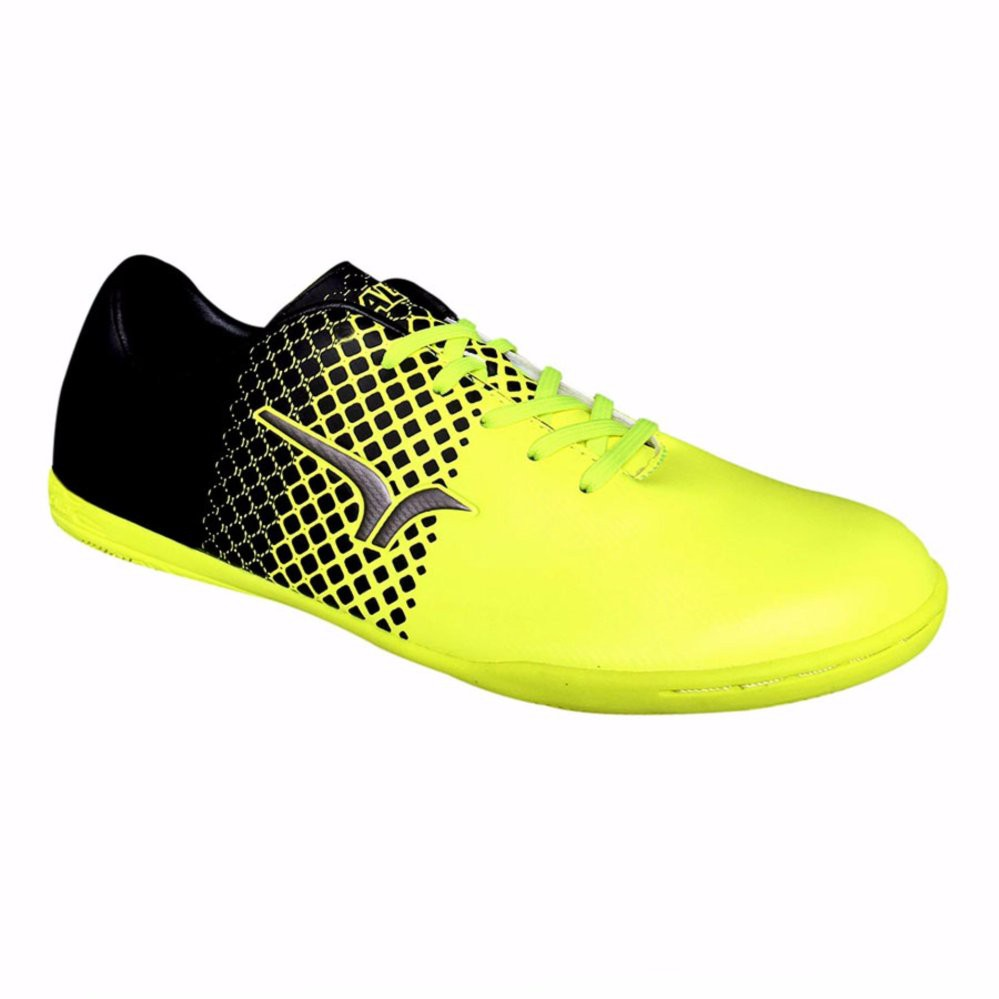 Sepatu Futsal Nobleman Fury ID Black volt  1e70408713