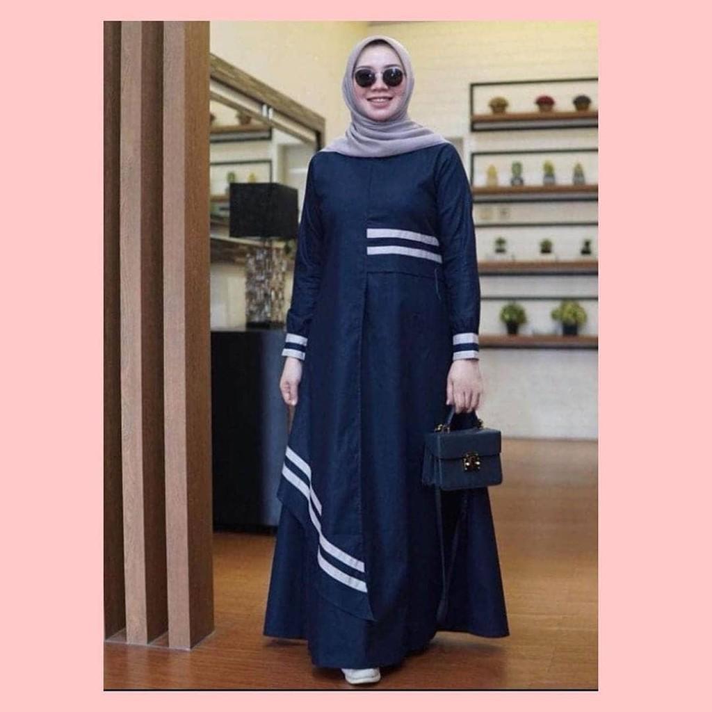 Harga Gamis Terbaru Terbaik Fashion Muslim April 2021 Shopee Indonesia