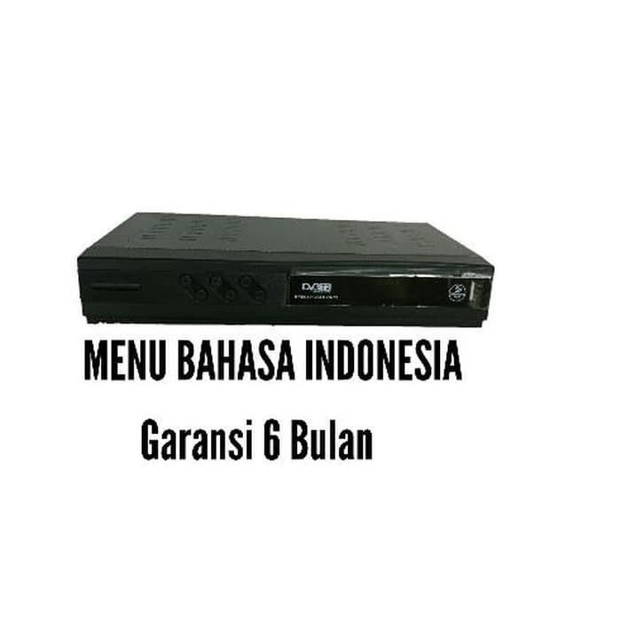 Ez-Box Set Top Box Dvb-T2 Terbaru Kualitas Top,Harga Termurah Promo!!