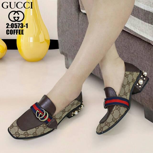 95+ Aneka Gambar Model Sepatu Gucci Kekinian