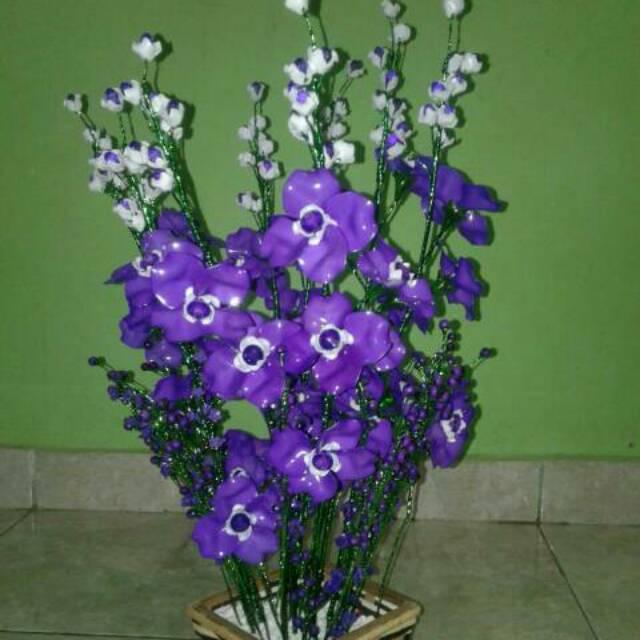 Bunga Anggrek Akrilik Per Batang  2dd85cbee8
