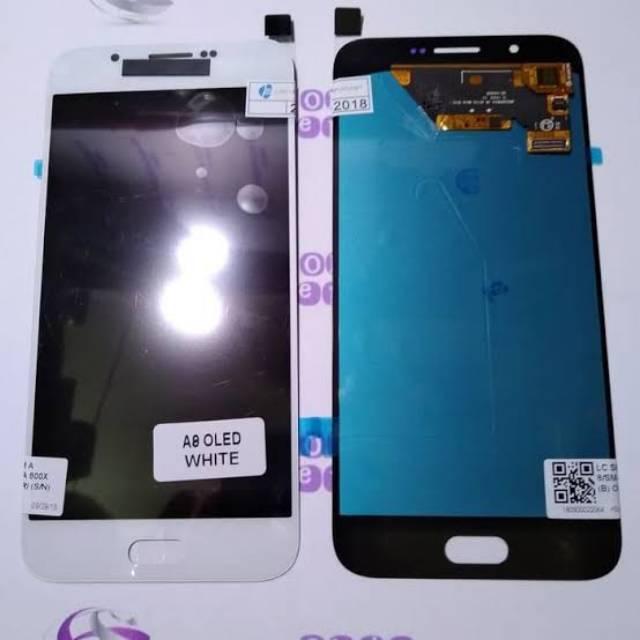 LCD SAMSUNG A8 2015 / A800 / A8000 OLED FULLSET