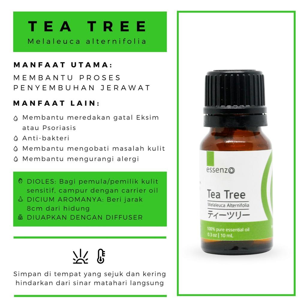 Obat Jerawat Yang Ada Tea Tree Oil