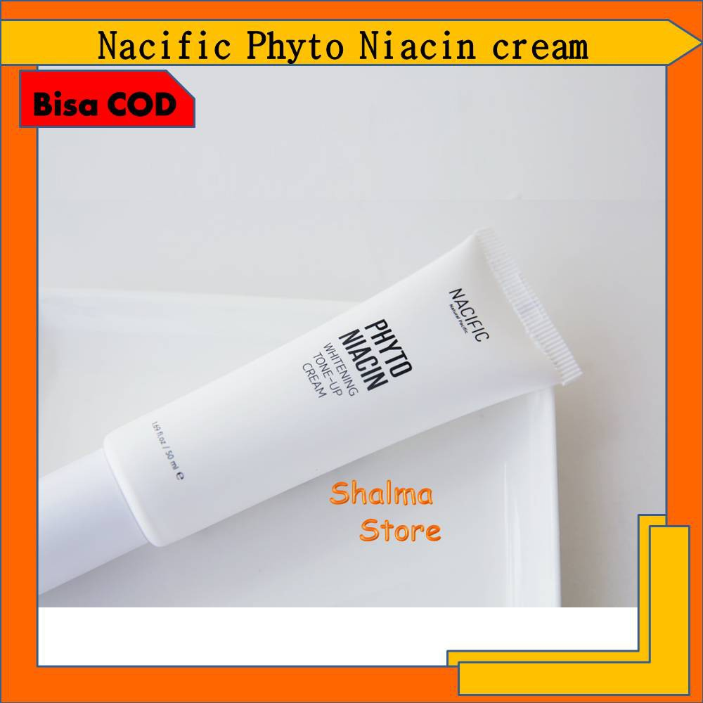 NACIFIC CreamNatural Pacific Phyto Niacin Whitening Tone ...