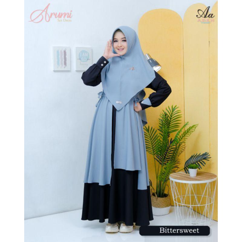 Gamis Aden Arumi Set Dress