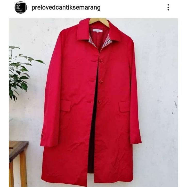 Long coat korea preloved