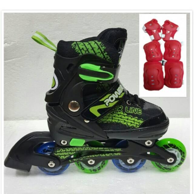 S2 TERBARU TERLARIS Sepatu Roda Anak Power Power Inline Skate SUPERB Model  BAJAJ Deker MURAH TERBAIK  29de9a3bbf