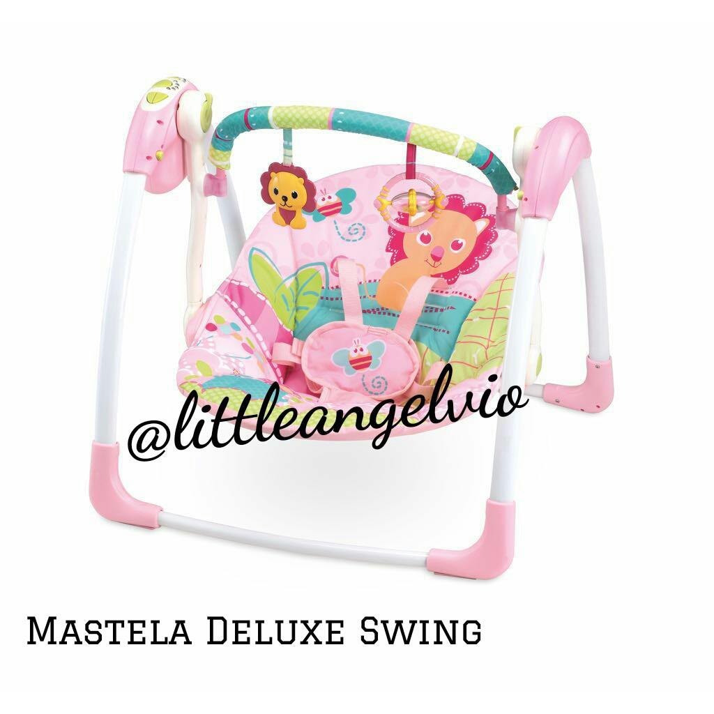 Mastela Swing deluxe portable .