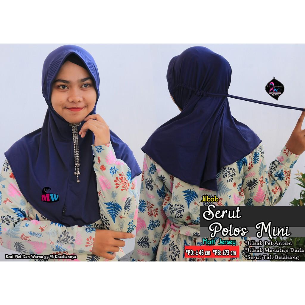 Beli Jilbab Serut Polos Jokowi Jumbo Kaos Syari Instan Rabbani Robani Harga Lebih Murah Bersama Teman Shopee Indonesia