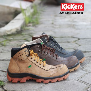Sepatu Safety Work   Safety Boots Kickers Aventador ab30dc49ca