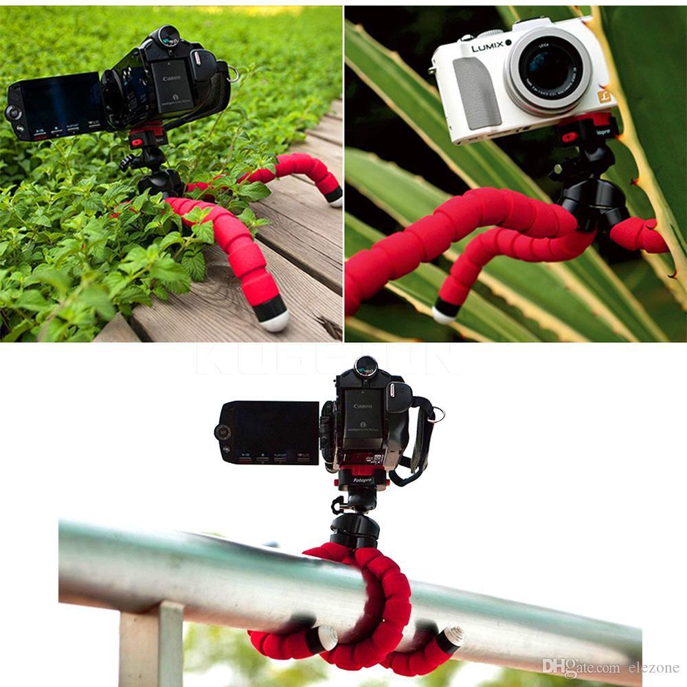 Tripod Cumi Flexible Ukuran M For Smartphone Digital Camera Gekkopod Mini Portable And Fleksibel Shopee Indonesia