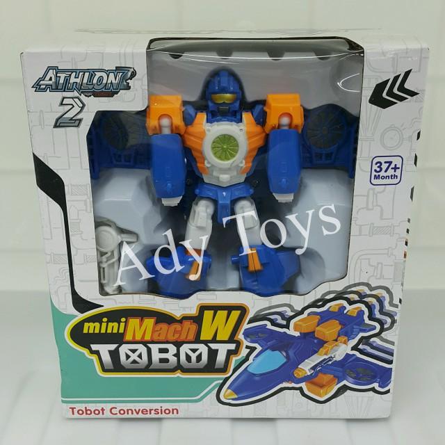 Murah Tobot Mini Titan Mini X Mini Y Robot Mobil Mainan