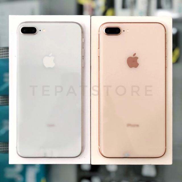 Iphone 8 Plus 64gb Ex Ibox Indo Shopee Indonesia