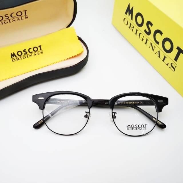 65d57819699 Kacamata Moscot Yukel frame Unisex size 48-22-150 kualitas super premium    Shopee Indonesia
