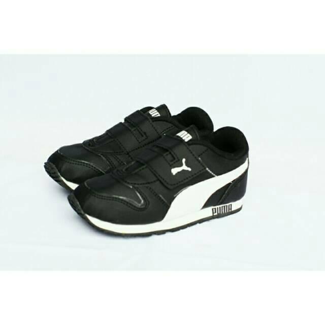 Termurah Sepatu Puma Anak Sepatu Sekolah Sneakers Kids Sepatu Anak