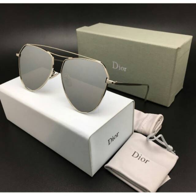 Sunglasses Dior So Real Silver Mirror  46a65458d9