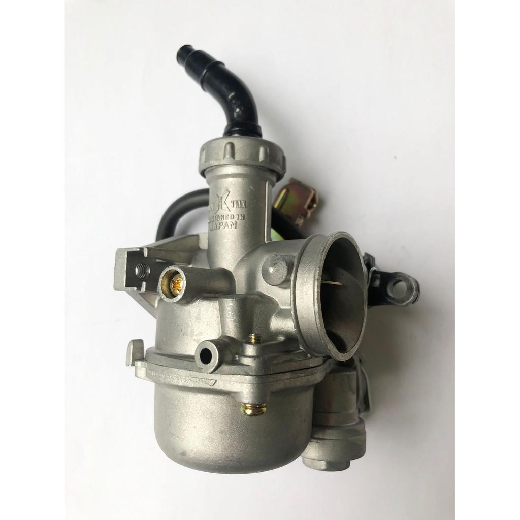 Karburator Motor Honda Dy 100 Cd 110 Cc Wave 100 Dream 19mm Pull ...