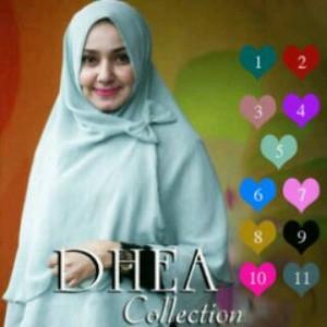SP133772845 Hijab Jilbab Syari Khimar Dhea Pita