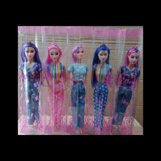 Boneka Barbie Barbiean Boneka Cantik Karet Shopee Indonesia