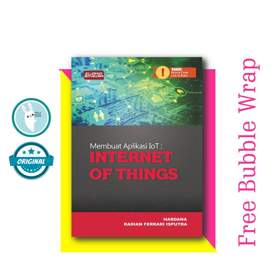 COMPUTER BOOK | MEMBUAT APLIKASI IOT: INTERNET OF THINGS ...