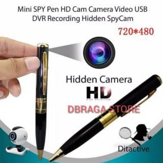 Alat Sadap Bantuk PULPEN / BULPOINT SPY / SPY PEN HD