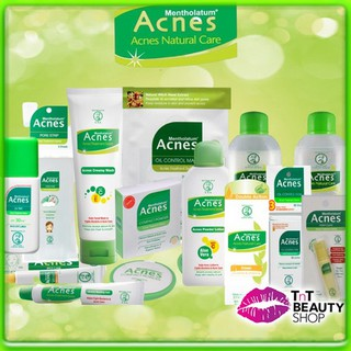 Acnes Natural Care Acne Treatment Series thumbnail