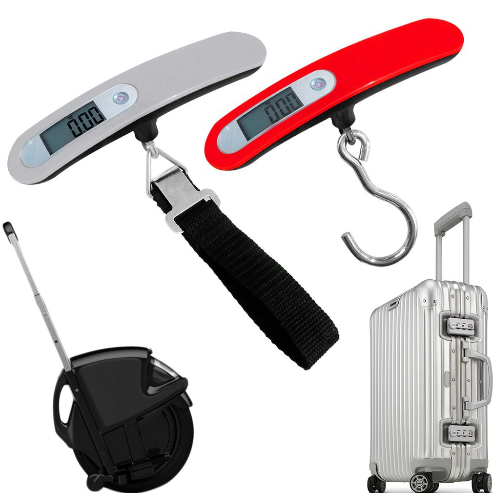 Jf Timbangan Koper Luggage Scale Digital Bagasi Tas Electronic Lagguge Portable Gantung Shopee Indonesia