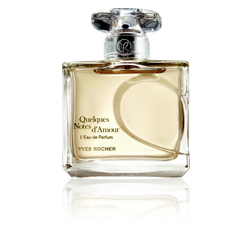 Quelques D'amour 50 Parfum Notes Ml Eau De OZuPTkXi