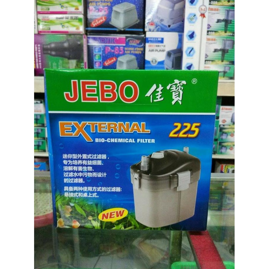 Canister filter jebo 225
