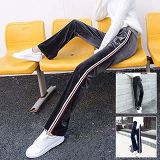 2ef7051b9b Women Vintage High Waist Long Pants Wide Leg Baggy Yoga Sports Loose  Trousers | Shopee Indonesia