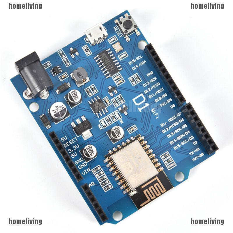ESP8266 ESP-12E UART Shield  Wifi TTL Converter Module for Arduino UNO R3 Mega